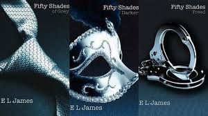 Fifty Shades of Grey, Fifty Shades Darker, Fifty Shades Freed