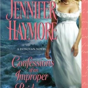 Book Review-Confessions of a Improper Bride
