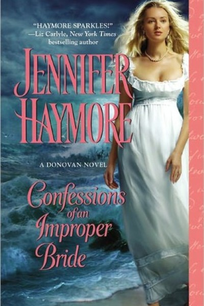 Book Review-Confessions of a Improper Bride