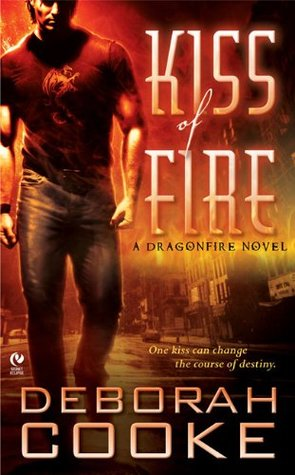 Book Review-Kiss Of Fire