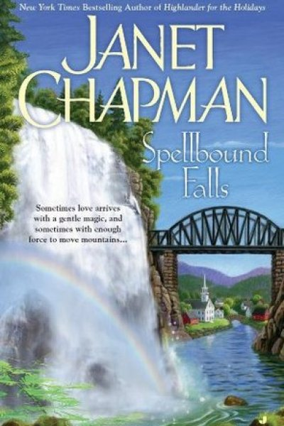 Book Review-Spellbound Falls