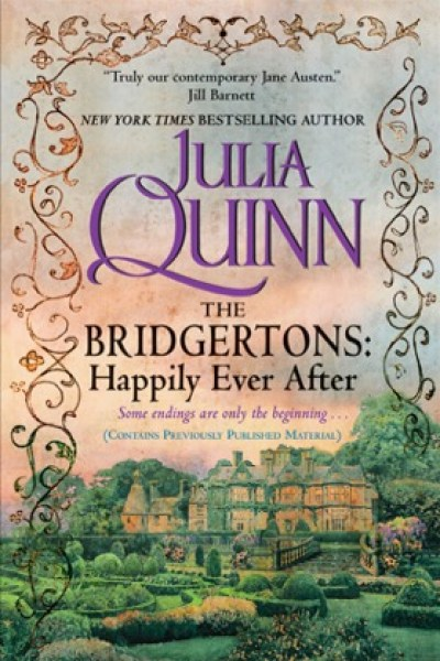 Book Review-The Bridgertons: Happily Ever After