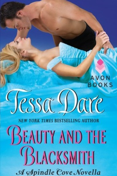 Short ARC Book Review-The Beauty and the Blacksmith