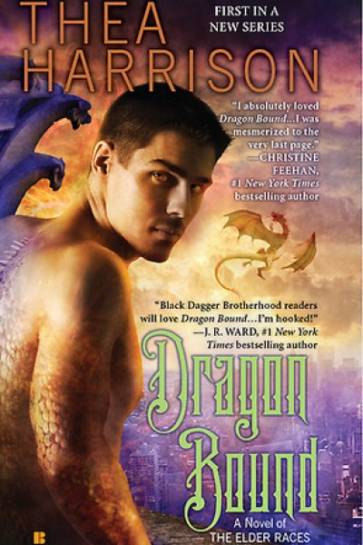 Book Review-Dragon Bound by Thea Harrison