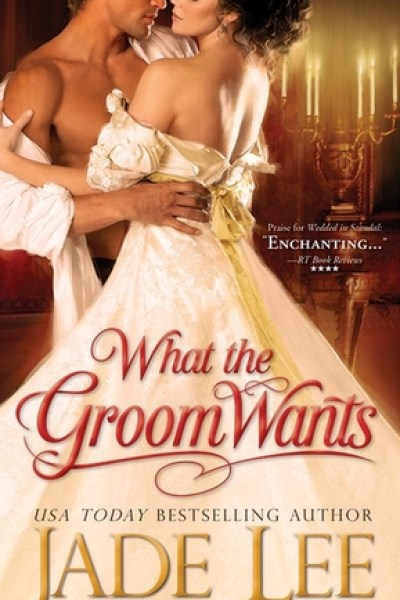 ARC Book Review-What The Groom Wants