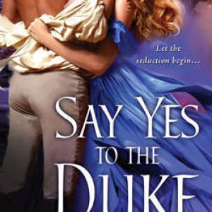 Book Review-Say Yes To The Duke