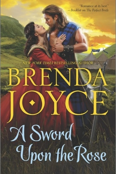 Book Review-A Sword Upon The Rose by Brenda Joyce