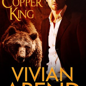 Book Review-Copper King by Vivian Arend