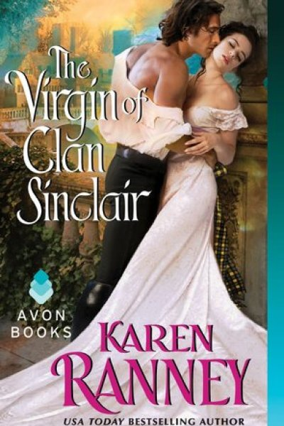 Book Review-The Virgin of Clan Sinclair