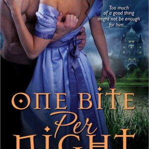 Book Review-One Bite Per Night by Brooklyn Ann