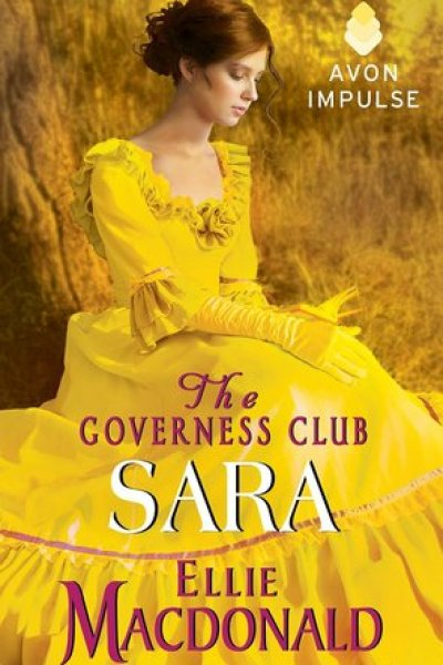 Book Review-Governess Club: Sara by Ellie MacDonald