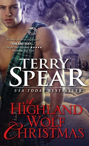 Book Review-A Highland Wolf Christmas by Terry Spear