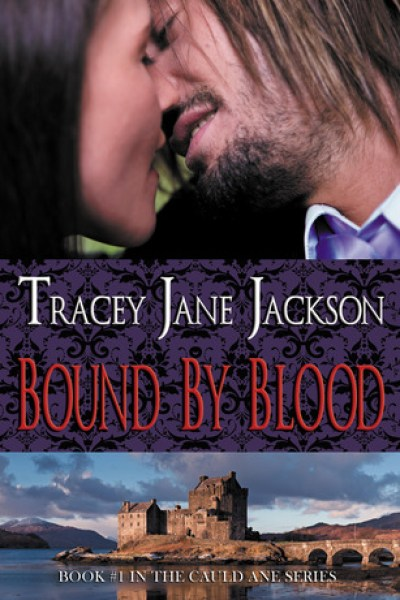 Book Review-Bound By Blood by Tracey Jane Jackson