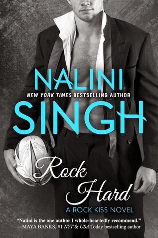 ARC Book Review-Rock Hard by Nalini Singh