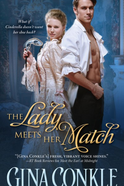 Book Review-The Lady Meets Her Match by Gina Conkle