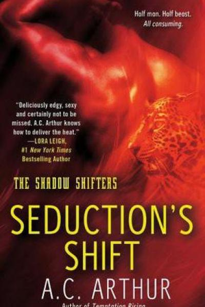 Book Review-Seduction's Shift by A.C. Arthur