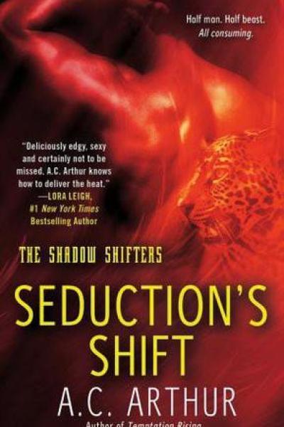 Book Review-Seduction's Shift by A.C. Arthur