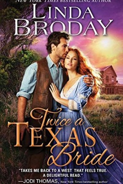 Book Review-Twice A Texas Bride by Linda Broday