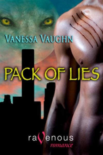 Blog Tour: Pack of Lies