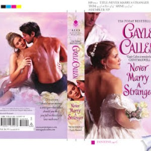 Book Review-Never Marry A Stranger