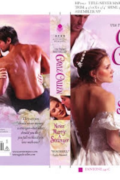 Book Review-Never Marry A Stranger