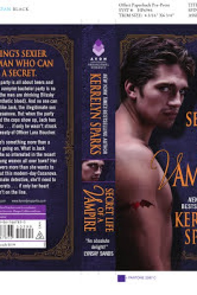 Book Review-Secret Life Of A Vampire