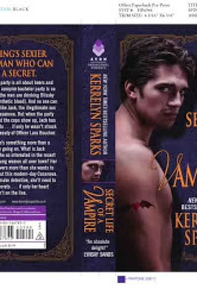 Book Review-Secret Life Of A Vampire