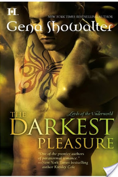 Book Review-The Darkest Pleasure