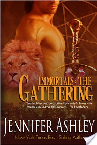 Book Review- The Immortals: Gathering