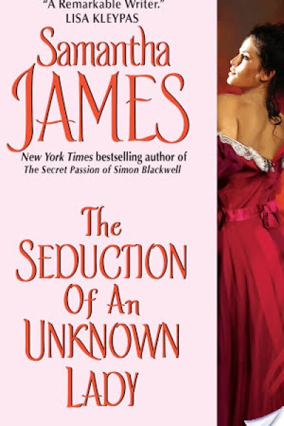 Book Review-The Seduction Of An Unknown Lady