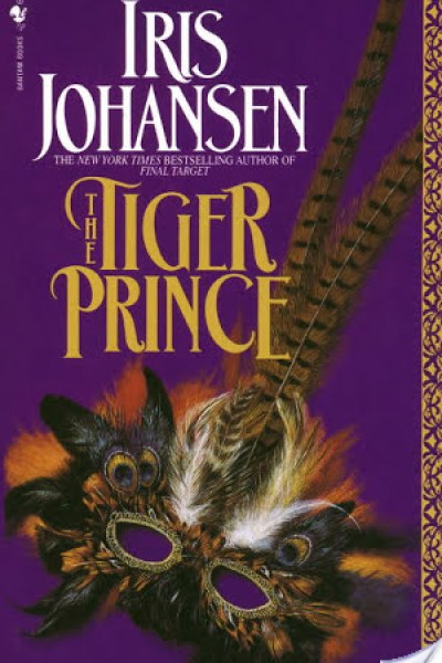 Book Review-The Tiger Prince