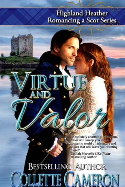 Tasty Book Tours: Virtue and Valor
