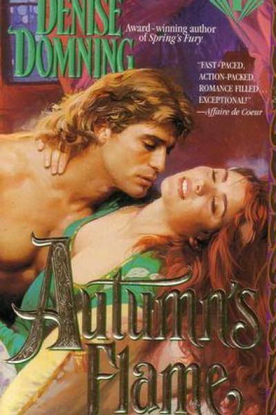 Book Review-Autumn's Flame