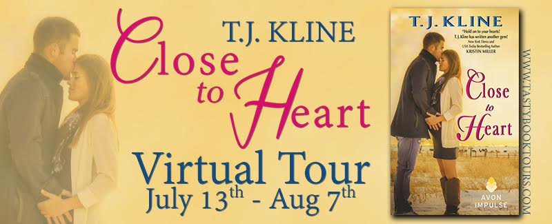 Tasty Book Tours: Book Review and Promo by T.J. Kline