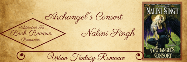 Book Review-Archangel's Consort