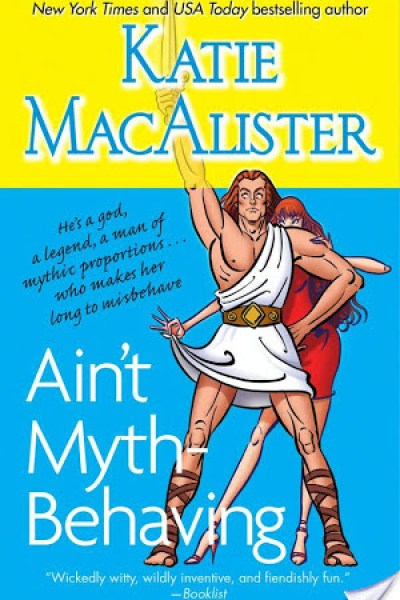 Book Review-Aint Myth Behaving