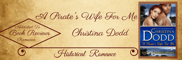 Book Review-A Pirates Wife For Me