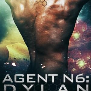 Blog Tour: Agent N6 Dylan