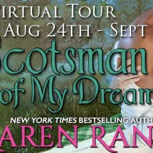 Tasty Book Tours: Scotsman Of My Dreams
