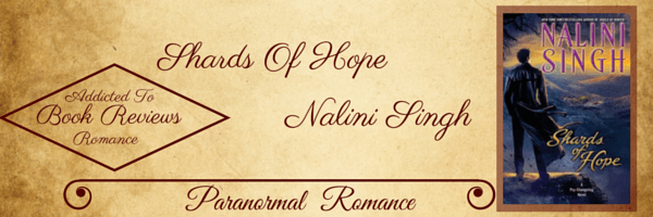 Book Review-Shards Of Hope