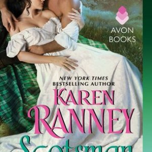 Quickie Book Review-Scotsman Of My Dreams