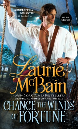Book Review-Chance The Winds of Fortune by Laurie McBain