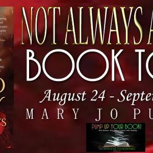 Blog Tour: Not Always A Saint