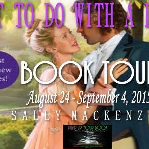 Blog Tour: What To Do With A Duke by Sally Mackenzie