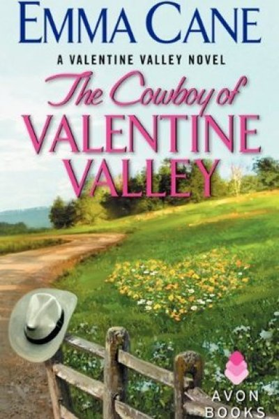 Book Review-The Cowboy of Valentine Valley by Emma Cane