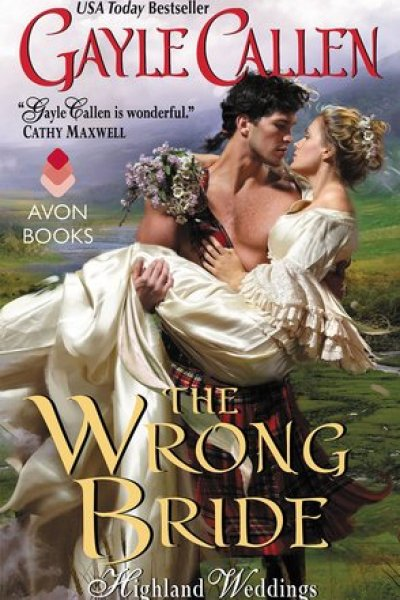 Tasty Book Tours: The Wrong Bride by Gayle Callen