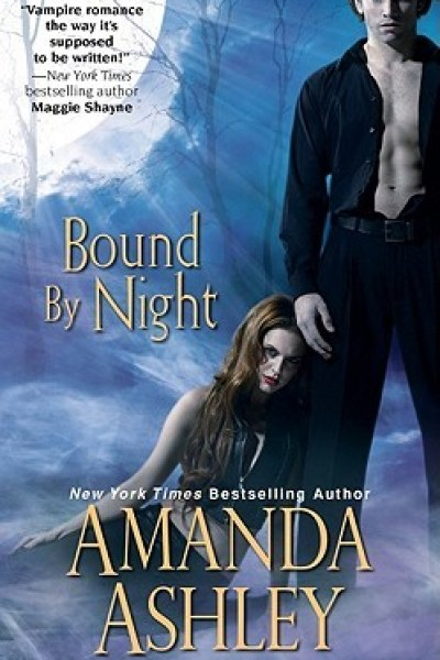 Audio Book Review-Bound By Night by Amanda Ashley