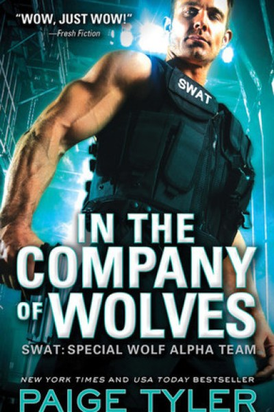 Quickie Book Review-In The Company of Wolves by Paige Tyler