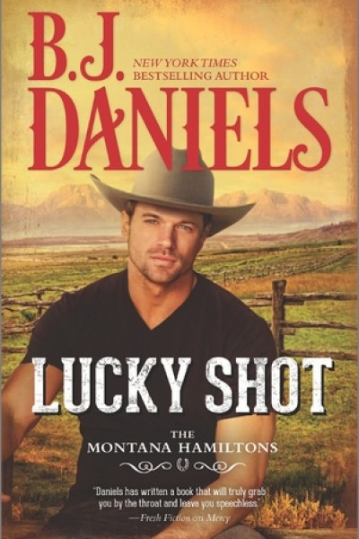 Book Review-Lucky Shot by B.J. Daniels