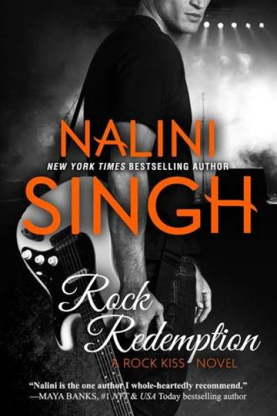 Audio Book Review-Rock Redemption by Nalini Singh